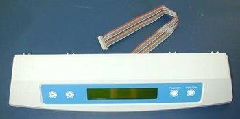 Panel wyświetlacza LCD do autoklawu EUROKLAV 23/29, MELAG